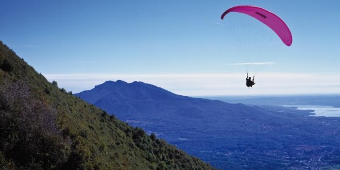 Parapendio – Paragliding – Gleitschirmfliegen