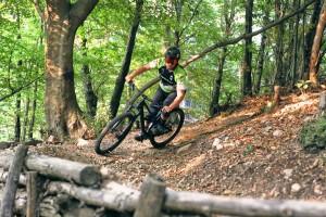 Mountain bike Varese Sport Commission
