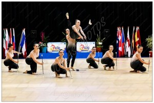 twirling varese sport commission