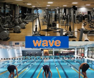 wave piscina e palestra